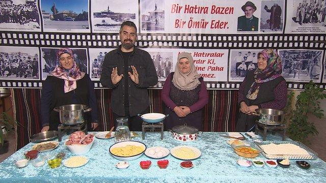 Turgay Başyayla İle Lezzet Yolculuğu 225. Bölüm / Konya