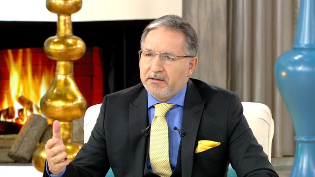 Prof. Dr. Mustafa Karataş ile Miraç Kandili