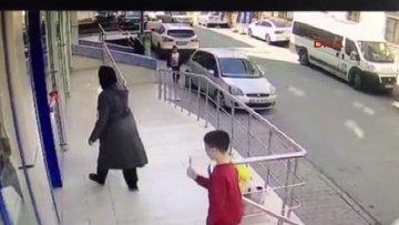 Ümraniye'de maskeli saldırgan otomobildeki kişiye kurşun yağdırdı