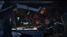 Avengers: Infinity War'dan kamera arkası görüntüleri