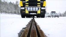 İsveç, dünyanın ilk elektrikli yolunu açtı