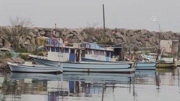 Karadenizli balıkçılar umduğunu bulamadı