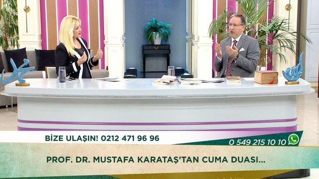 Zahide Yetiş ve Mustafa Karataş'la Cuma Sabahı 65. Bölüm