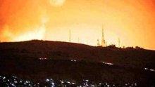 Operasyon başladı! ABD, İngiltere ve Fransa Suriye'yi vurdu!