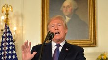 ABD Başkanı Trump: Suriye'deki hedefleri vurma emri verdim