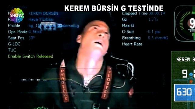 Kerem Bürsin rolü için gerçekten bayıldı!