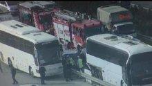 İstanbul Kartal'da korkunç kaza