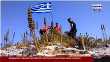 Atina ile yeni bayrak gerilimi