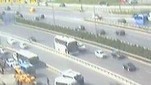 Kartal'da 4 kişinin hayatını kaybettiği feci kaza kamerada