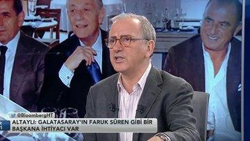 Fatih Altaylı: ''Türkiye'de en çok kayrılan oyuncu Emre Belözoğlu'dur''