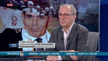 """Fatih Altaylı: """"Başkan olsam Terim'den Arda ile kucaklaşmasını isterdim."""" - Part 2 (16.04.2018)"""