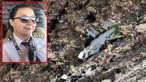 Kayıp pilot Beril Gebeş hâlâ bulunamadı... Türkiye, İran'a yazı gönderdi