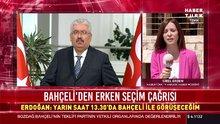Bahçeli'nin erken seçim çağrısından AK Parti'nin haberi var mıydı?