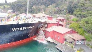 Gemi şirketine ikinci şok! Kıyı Emniyeti kurtarma hizmeti için 10 milyon dolar teminat istedi