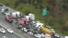 FSM Kavacık'ta trafik kazası