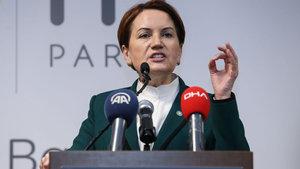 İYİ Parti ne yapacak? Meral Akşener açıkladı: 100 bin imza ile...