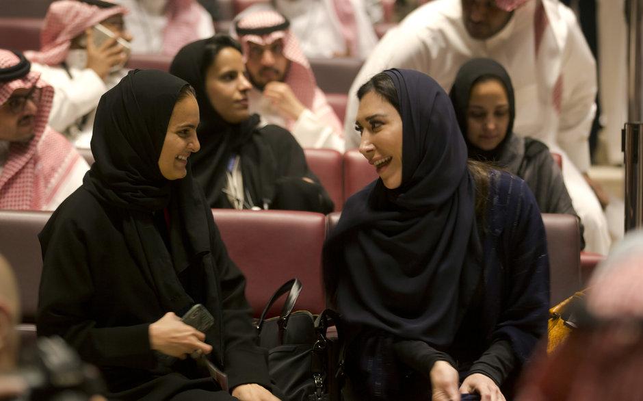 Suudi Arabistan'da 35 yıl sonra bir ilk!