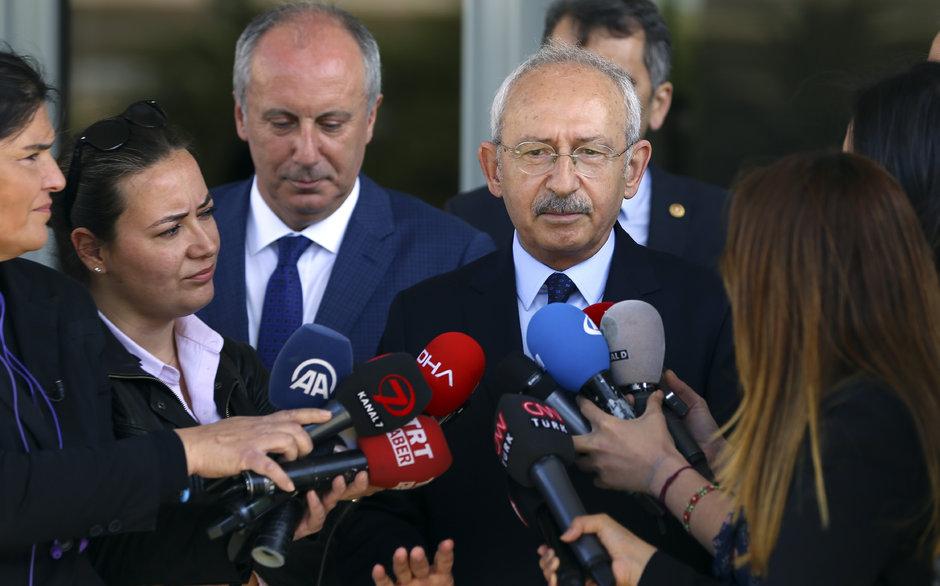 Kılıçdaroğlu: Adayı ben değil, parti meclisimiz belirler...