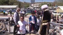 81 ilden gelen 81 çocuk, hayatlarındaki ilkleri İstanbul'da gerçekleştiriyor