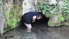 Söylentileri duyan, tünelden geçmek için oraya akın ediyor!