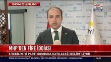 MHP'den fire iddiası