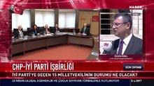 'Akşener ortak aday mı?' sorusuna CHP'li Özel'den yanıt!