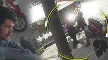 Vicdansız! 8 aylık hamile kadını tekme tokat dövdü