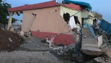 Adıyaman'da 5.1 büyüklüğünde deprem meydana geldi!