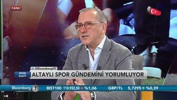 """Fatih Altaylı: """"Geçen hafta futbolumuzun aldığı yara, Şenol Güneş'in kafasının yarılmasından daha önemli"""" - Part 1 (23.04.2018)"""