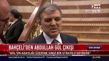 CHP'de Abdullah Gül tartışması