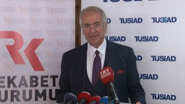 """TÜSİAD Başkanı Bilecik: """"Erken seçim beklemiyorduk"""""""