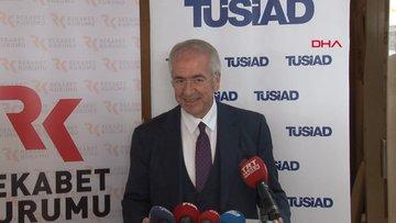 Tüsiad Başkanı Bilecik'ten OHAL açıklaması