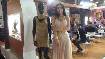 1 milyon liralık elbise göz kamaştırıyor