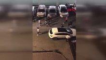 Adana'da derbi sonrası ortalık karıştı! 2'i ağır 3 yaralı