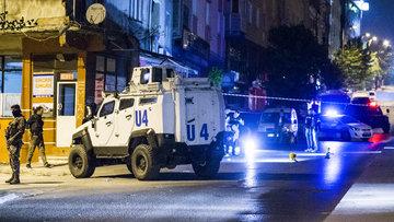 Sultangazi'de polise silahlı saldırı! 1 polis yaralandı