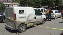 Konya'da banka aracı soyuldu