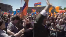 Ermenistan'da politik kriz