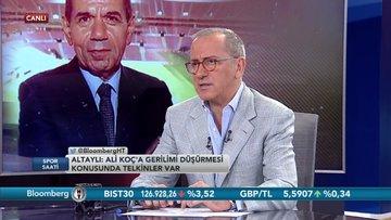 """Fatih Altaylı: """"Ali Koç'un seçim çalışmalarını rölantiye alacağını duydum."""" - Part 2 (30.04.2018)"""