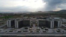 Türkiye'nin 5. şehir hastanesi açılış için gün sayıyor