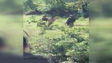 Eruh'ta kırmızı bültenle aranırken yakalanan terörist böyle görüntülendi