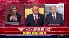 Gazete Haberturk Yazarı Muharrrem Sarıkaya, CHP'den Muharrem İnce'nin adaylığını değerlendirdi