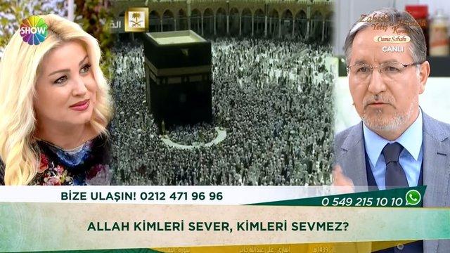 Kuran-ı Kerim'e göre Allah kimleri sever?