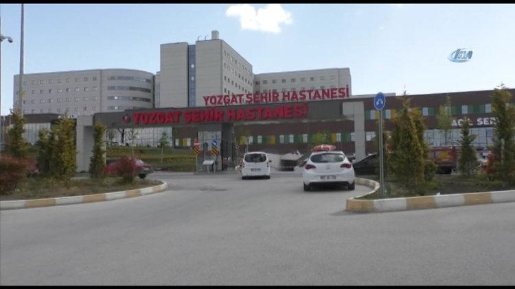 Yozgat Şehir Hastanesi'nde hastalar yolunu navigasyonla bulacak