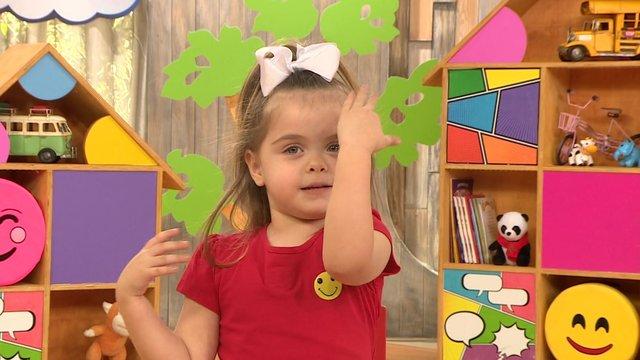 Çakıl Bebek Nisan Aktaş'tan ''Bak Postacı Geliyor'' şarkısı!