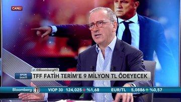 """Fatih Altaylı: """"Fatih Terim'in bu parayı alması hukukidir ama ahlaki ve etik değildir."""" - Part 1 (07.05.2018)"""