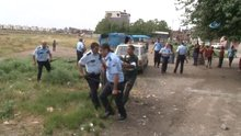 """Polise saldıran """"Cono""""lara biber gazlı müdahale"""