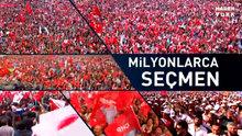 Türkiye seçim heyecanını yaşıyor