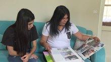 Kanserle mücadelesini fotoğraf albümüne taşıdı