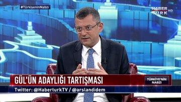Türkiye'nin Nabzı - 11 Mayıs 2018 (CHP Grup Başkanvekili Özgür Özel)