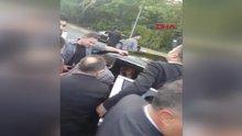 Cumhurbaşkanı Erdoğan taksi şöförlerini dinledi